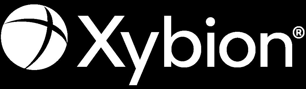 Xybion White Logo (1)